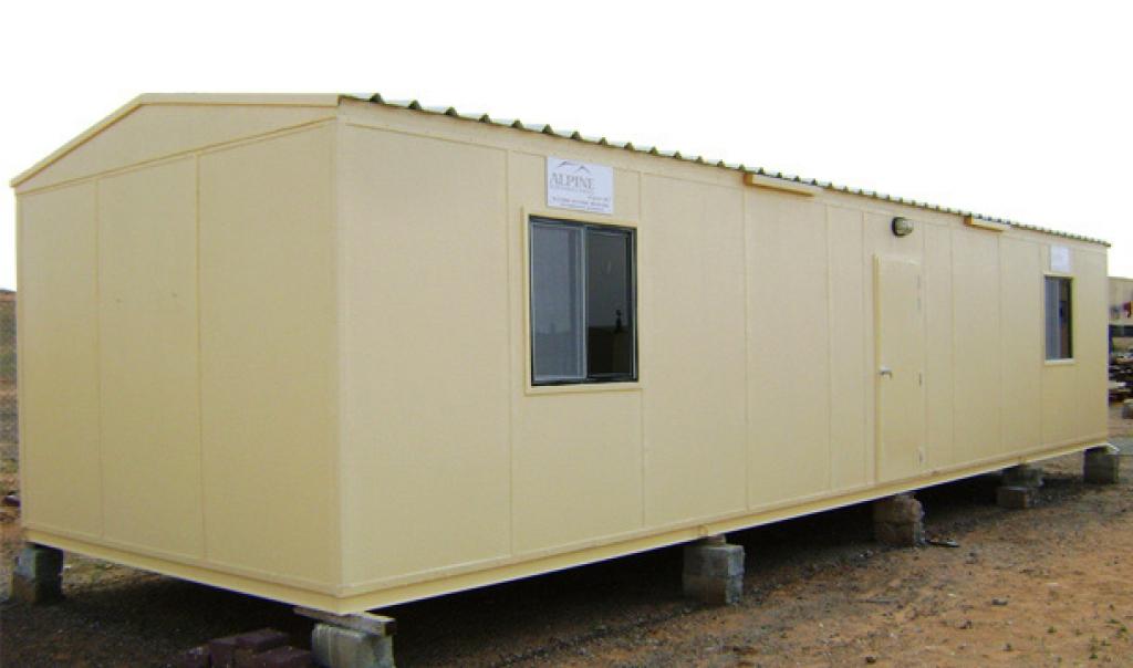 Standard Portable Cabin
